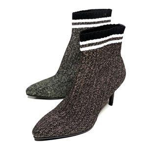 Stuart Weitzman Waverly Sock Booties Size 6 1/2